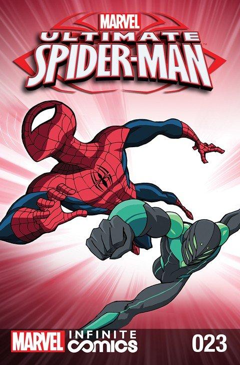Ultimate Spider-Man Infinite Comic #22 – 23
