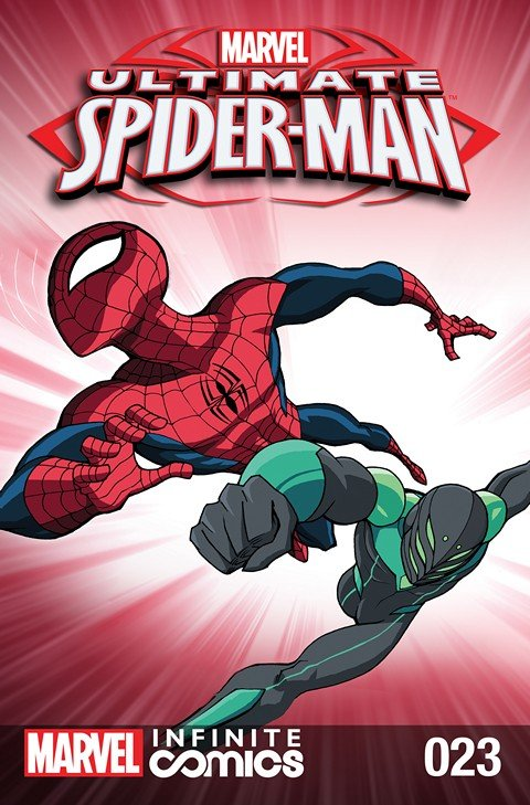 Ultimate Spider-Man Infinite Comic #22 – 23