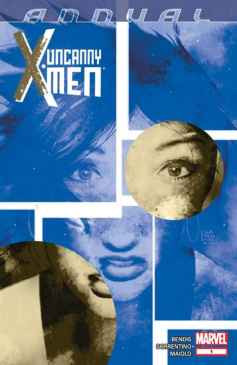 Uncanny X-Men Annual Vol. 3 #1