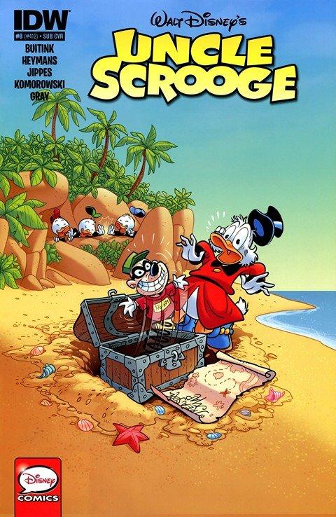 Uncle Scrooge #8