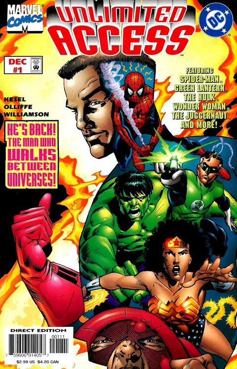 Unlimited Access #1 – 4