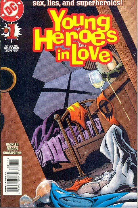 Young Heroes in Love #1 – 17 + 1,000,000