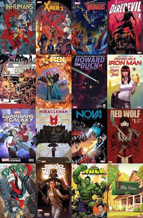 2015.12.02 Marvel Week+