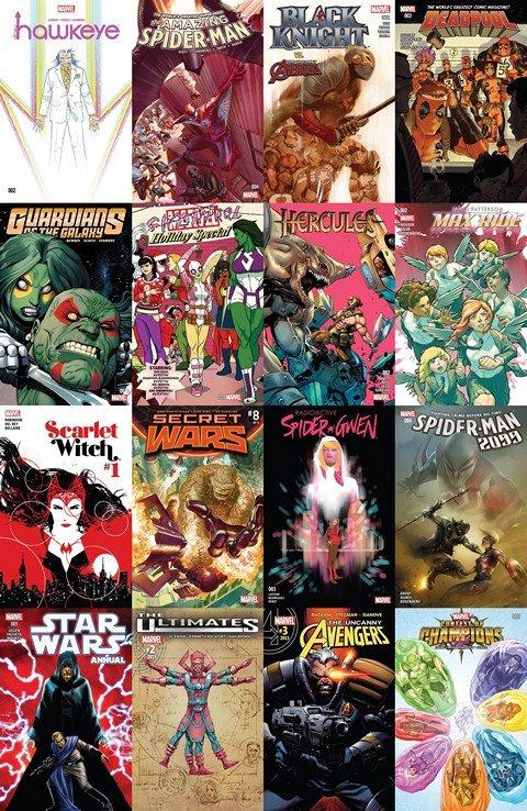2015.12.09 Marvel Week+