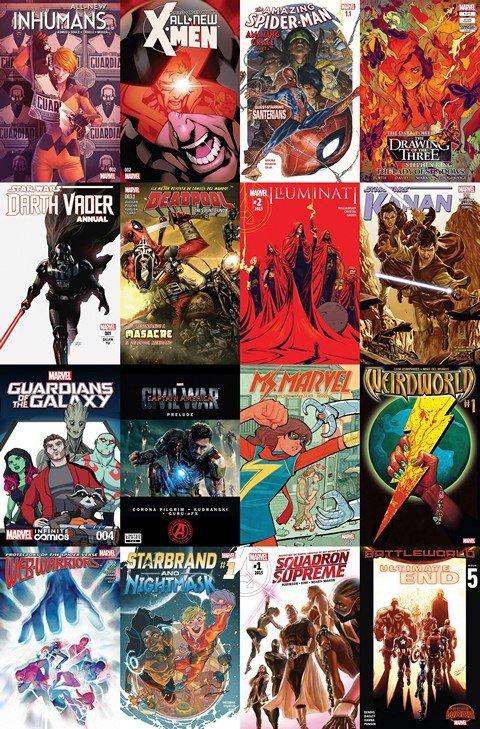 2015.12.16 Marvel Week+