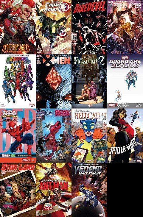 2015.12.23 Marvel Week+