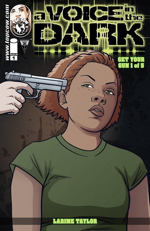 A Voice In the Dark – Get Your Gun #1 – 2
