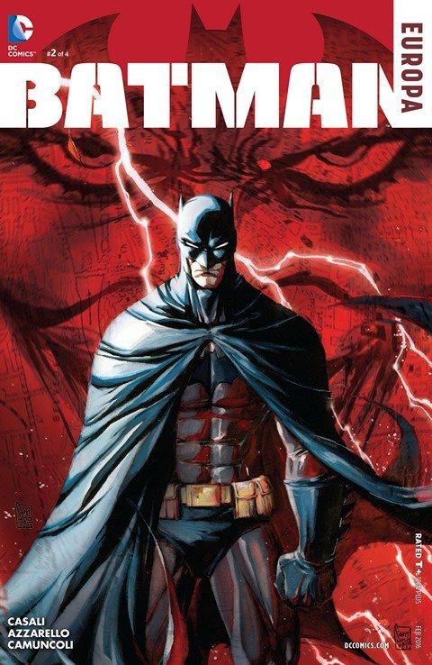 Batman – Europa #2