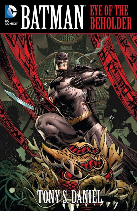 Batman – Eye of the Beholder