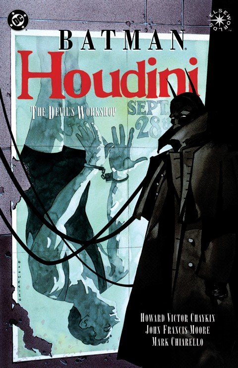Batman-Houdini – The Devil's Workshop