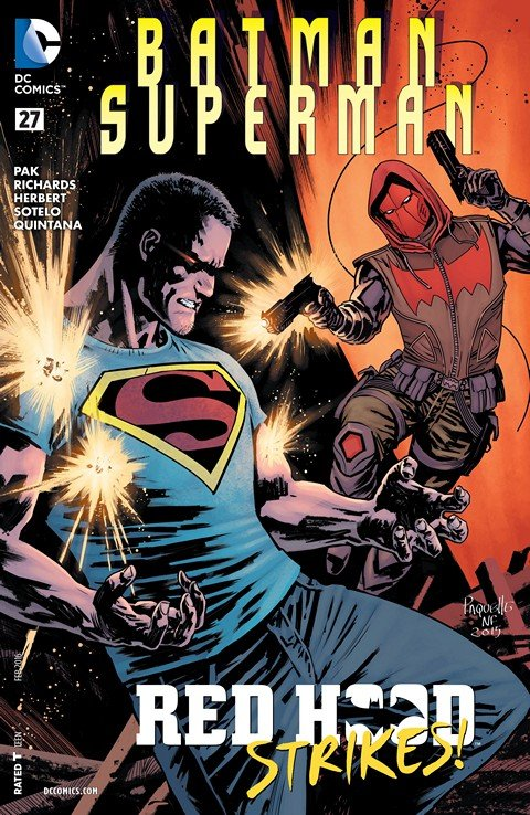 Batman – Superman #27