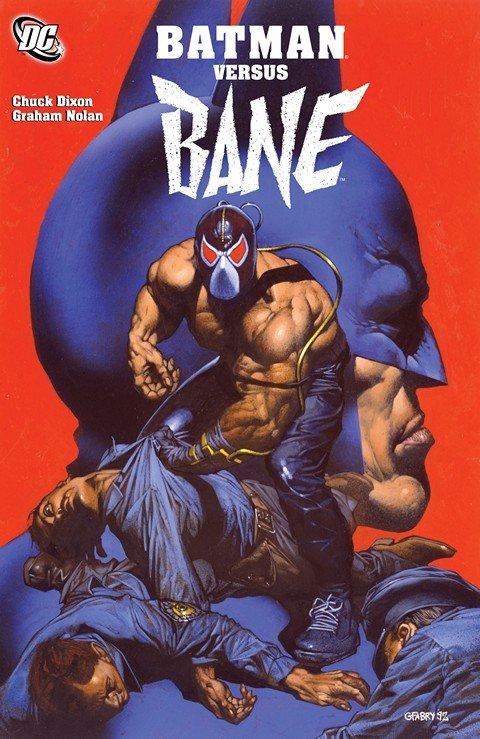 Batman Versus Bane (2012)