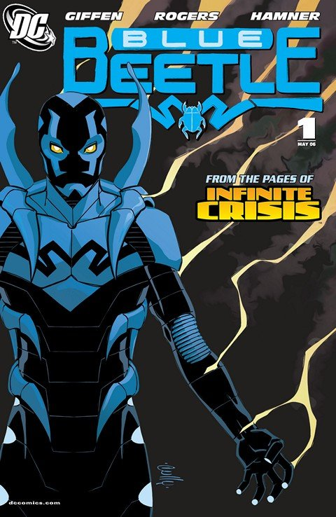 Blue Beetle Vol. 7 #1 – 36
