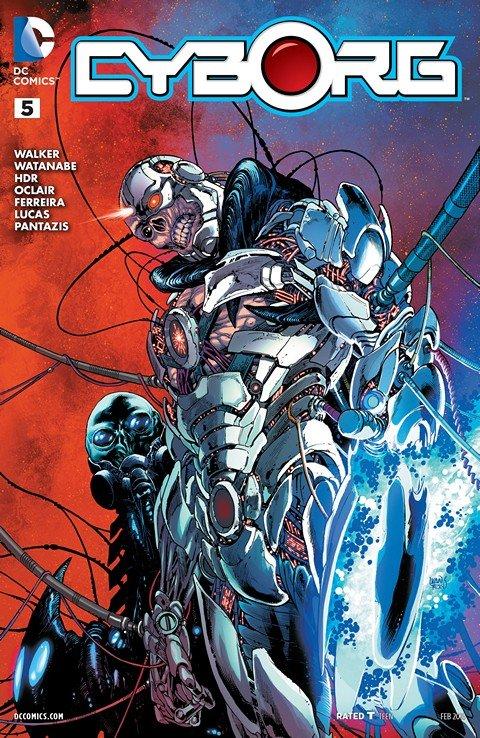 Cyborg #5
