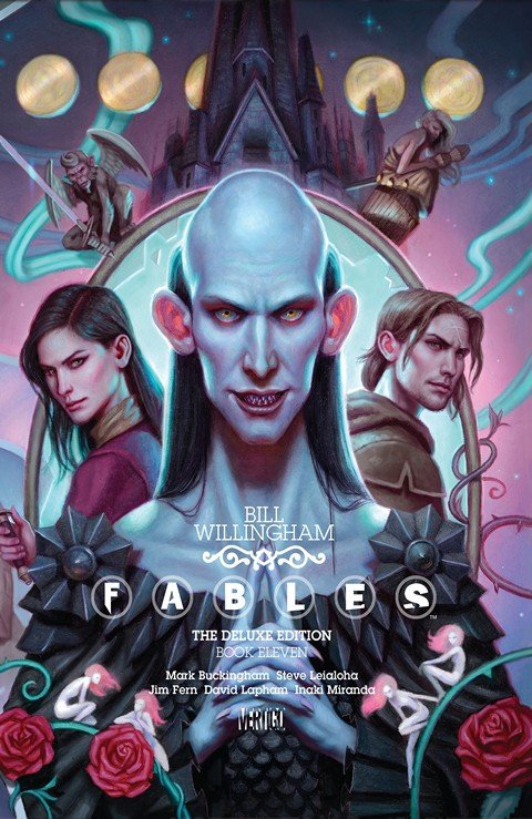 Fables – The Deluxe Edition – Book 11
