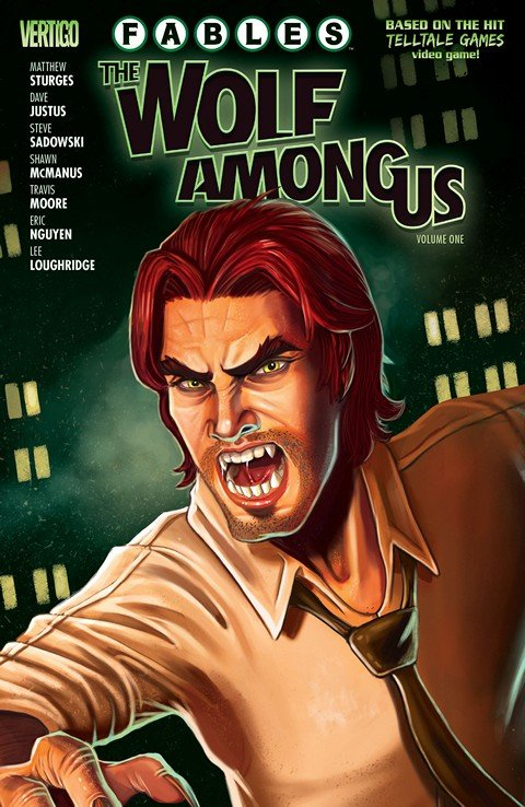Fables – The Wolf Among Us Vol. 1 (TPB) (2015)