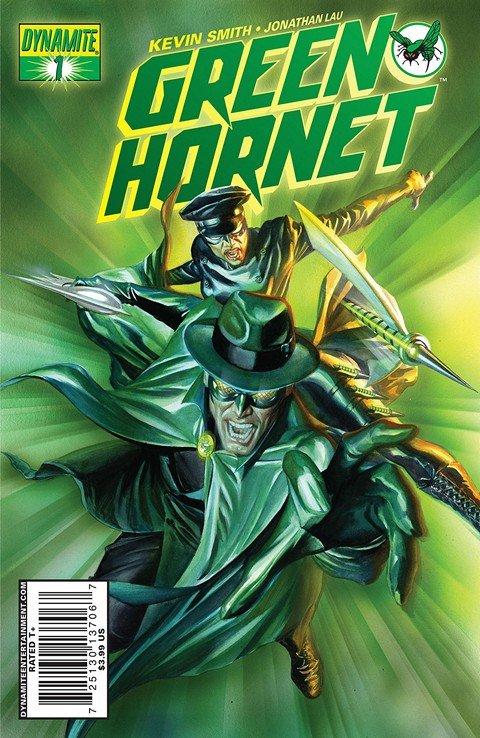 Green Hornet #1 – 33 + Green Hornet Legacy #34 – 42 + Annuals (2010-2013)