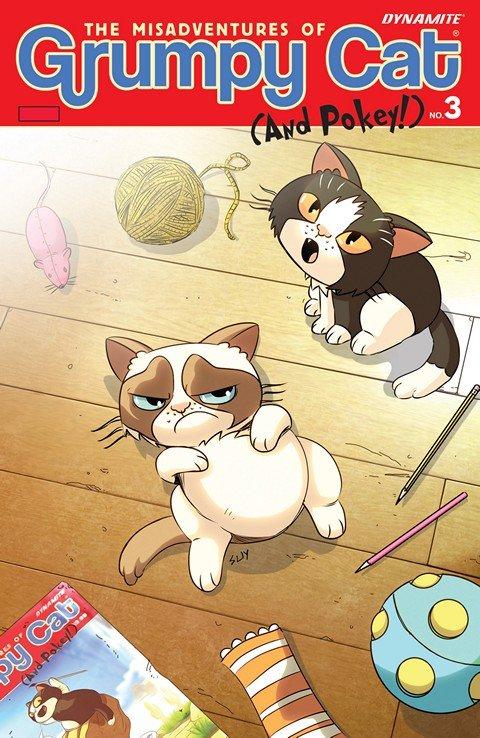 Grumpy Cat #3