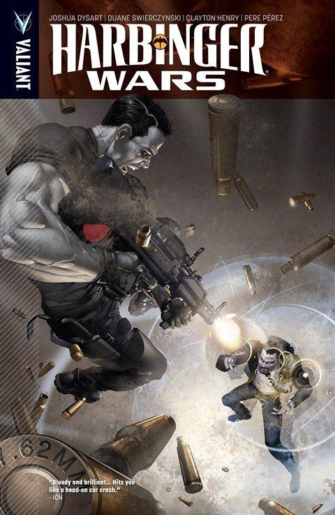 Harbinger Wars Vol. 1 (TPB) (2013)