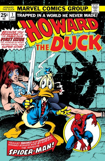 Howard The Duck (Collection) (1976-2017)