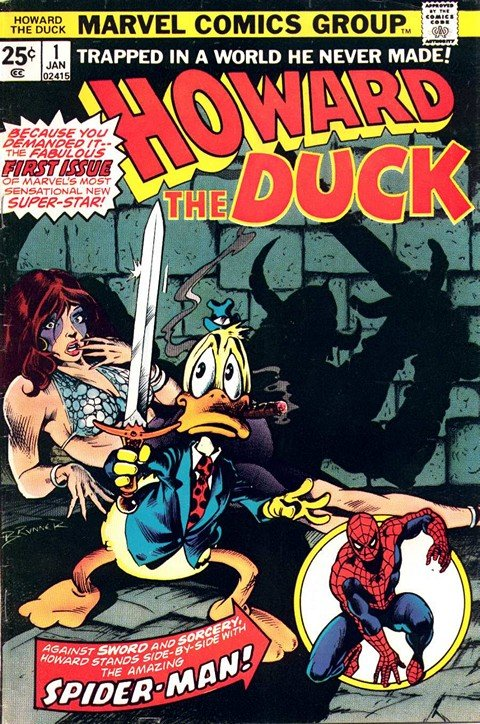 Howard The Duck (Collection)