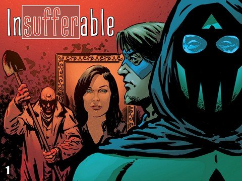 Insufferable Vol. 1 – 3 + Extras (Collection)