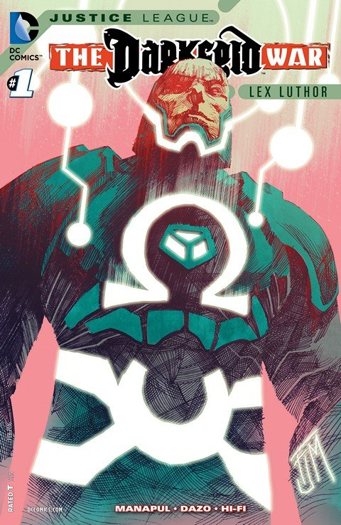 Justice League – Darkseid War – Lex Luthor #1