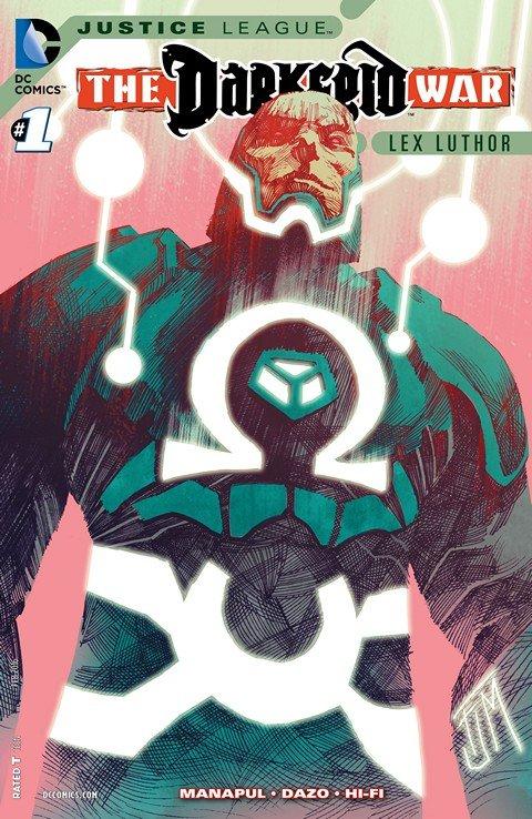 Justice League – Darkseid War – Lex Luthor #1