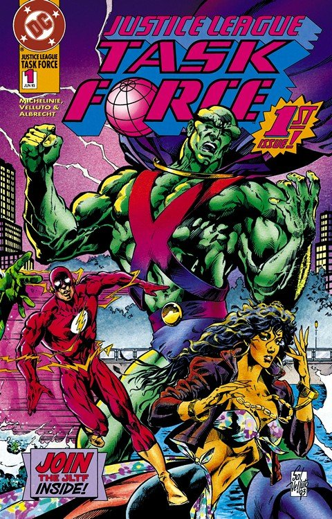 Justice League Task Force #0 – 37