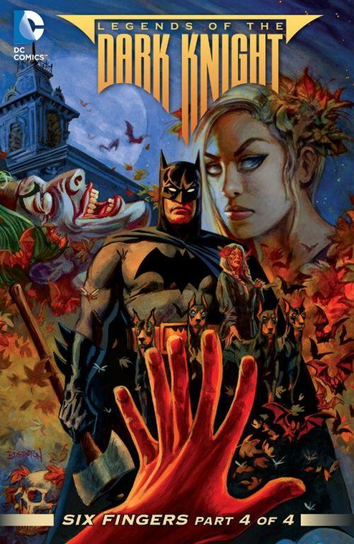 Legends of the Dark Knight #88