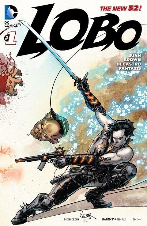 Lobo #1 – 13 + Annual #1