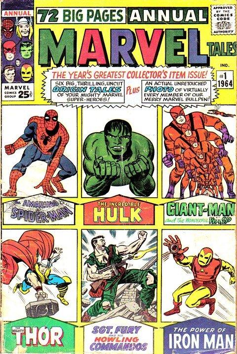 Marvel Tales #1 – 291