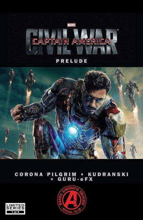 Marvel's Captain America – Civil War Prelude #1