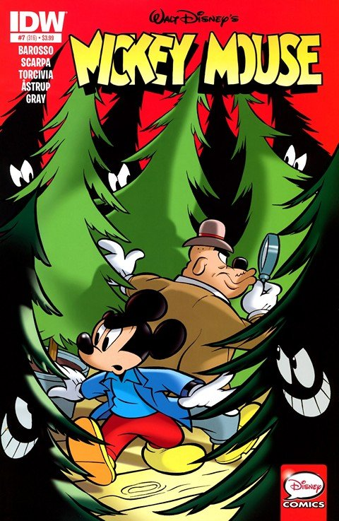Mickey Mouse #7