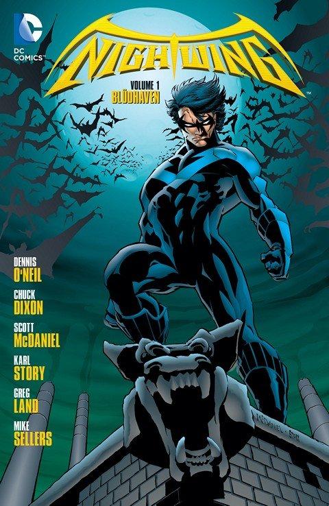 Nightwing Vol. 2 TPBs – Vol. 1 – 7 (2014-2018)