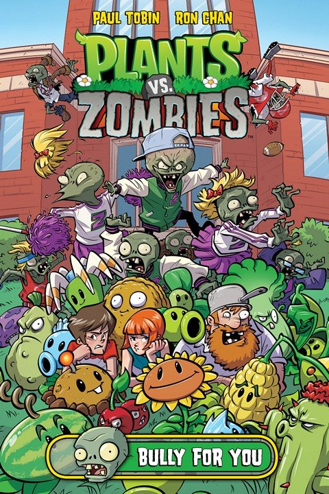 Plants vs. Zombies – Bully For You