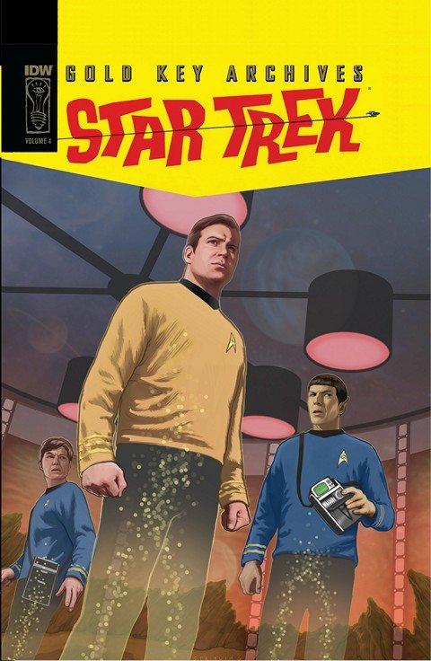 Star Trek – Gold Key Archives Vol. 4 (TPB)