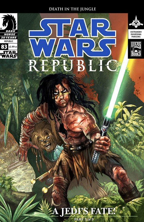 Star Wars #0 – 45 + Star Wars Republic #46 – 83 + Extras