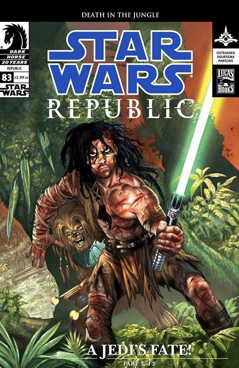 Star Wars #0 – 45 + Star Wars Republic #46 – 83 + Extras