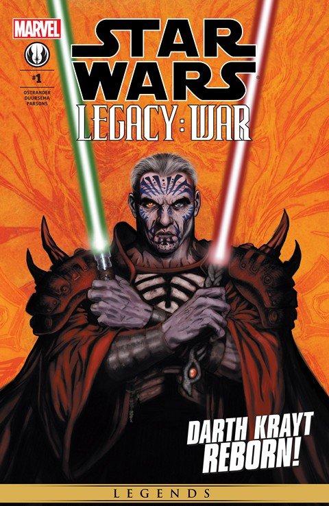 Star Wars – Legacy #1 – 6