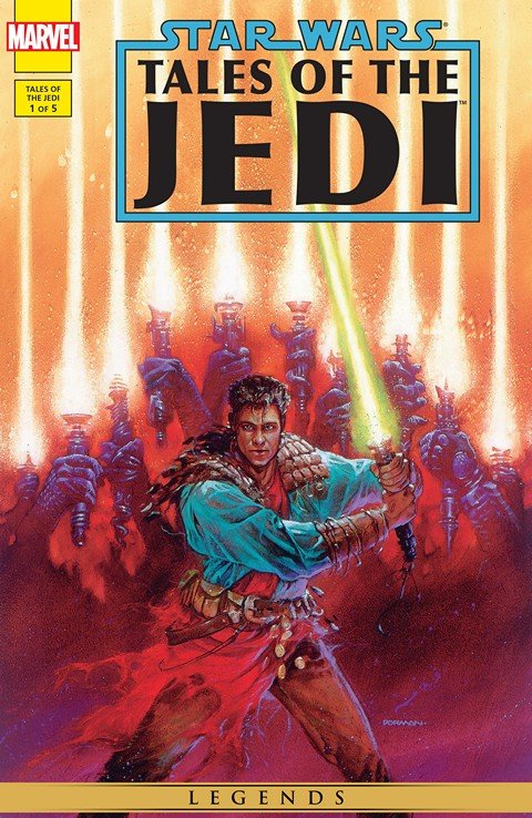 Star Wars – Tales of the Jedi (Collection)
