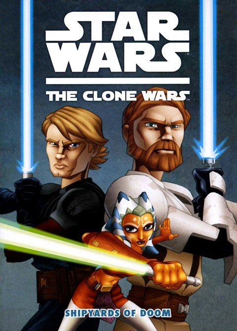 Star Wars – The Clone Wars (Graphic Novel Collection)