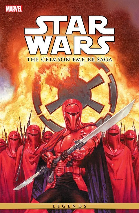Star Wars – The Crimson Empire Saga
