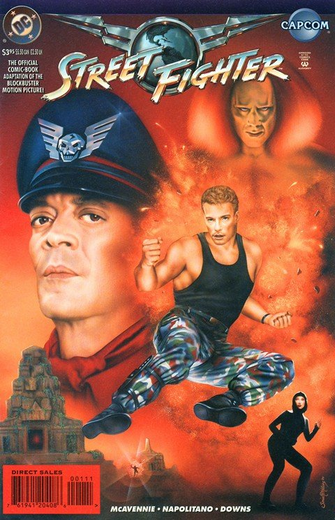Street Fighter – Battle for Shadaloo