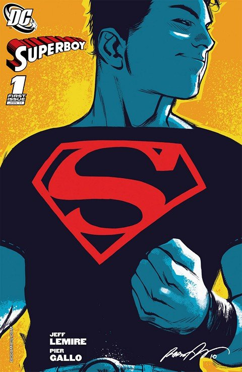 Superboy Vol. 4 #1 – 11