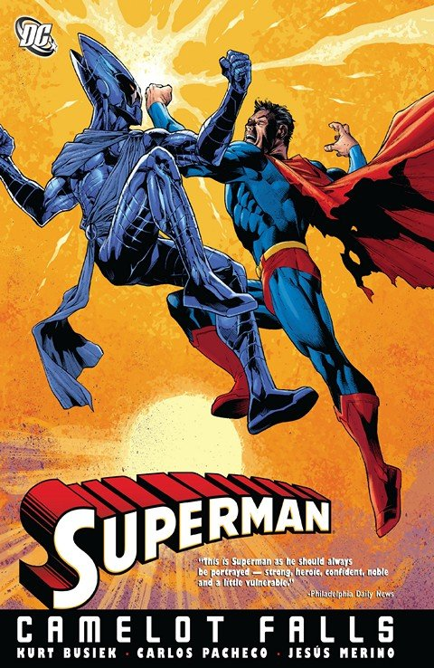 Superman – Camelot Falls Vol. 1 – 2