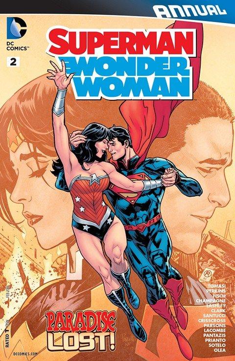 Superman-Wonder Woman Annual #2