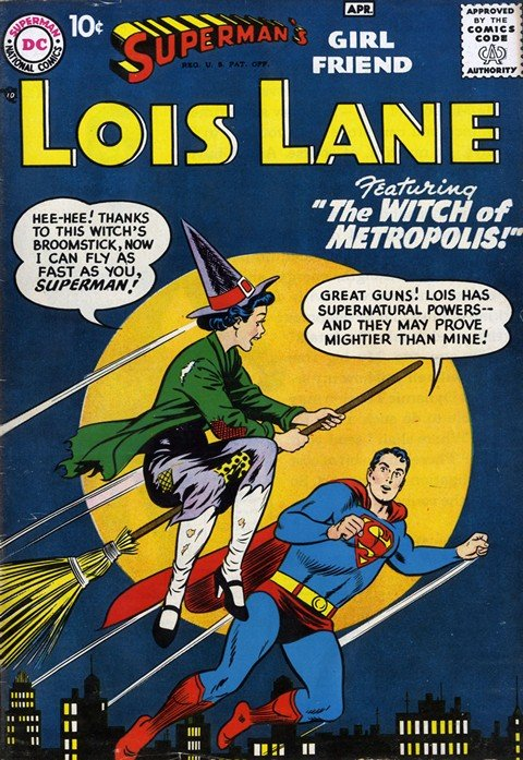 Superman's Girl Friend, Lois Lane #1 – 137 + Extras