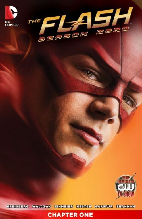The Flash – Season Zero #1 – 24