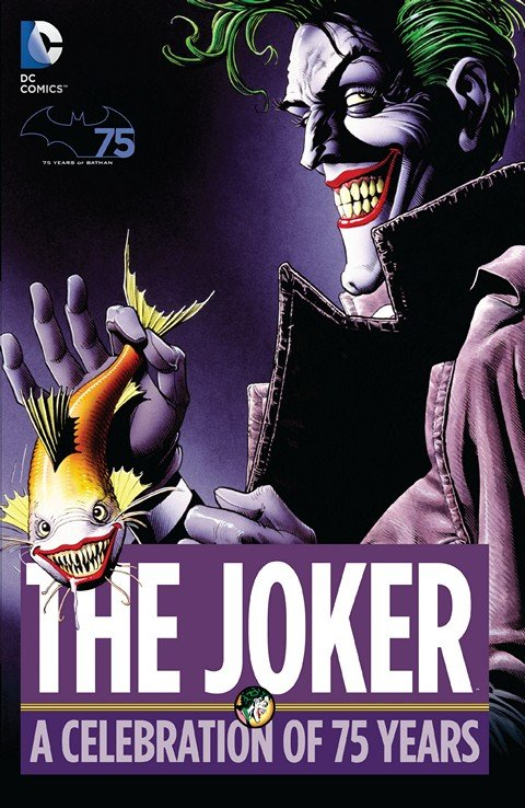 The Joker – A Celebration of 75 Years